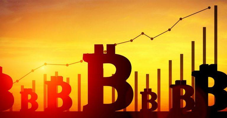 Несмотря на резкий откат биткоин, похоже, закроет месяц рекордной ценой