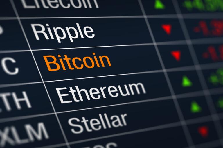 Три причины, по которым упала цена биткоина